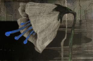 Landscape Acrylic Art Painting title Untitled 14 by artist Sulakshana Dharmadhikari