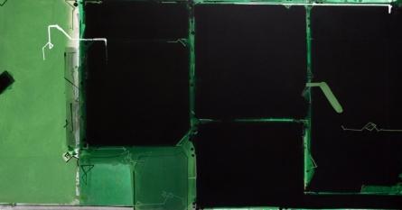 Abstract 5 | Painting by artist Santosh Rathod | acrylic | Canvas