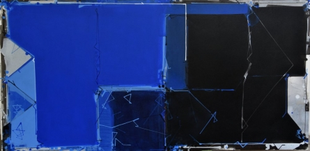 Abstract 8 | Painting by artist Santosh Rathod | acrylic | Canvas