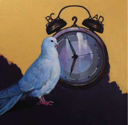 Ever Since | Painting by artist Javed Mulani | acrylic | Canvas