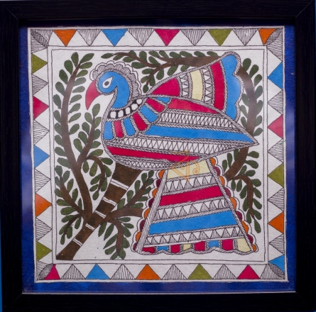 art,painting,folk,traditional,tribal,indian