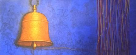 Other Mixed-media Art Painting title 'Sanskruti' by artist Mukesh Diliprao Hattarge