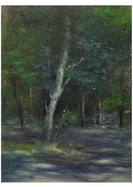 Hide And Seek | Painting by artist SURABHI GULWELKAR | oil | Canvas