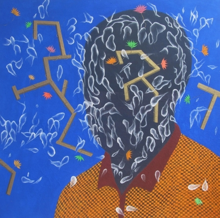 Polymorphic   Painting by artist Devidas Agase   mixed-media   Canvas