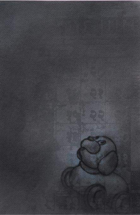 Toys Mixed-media Art Drawing title Toy 4 by artist Deepak Sinkar