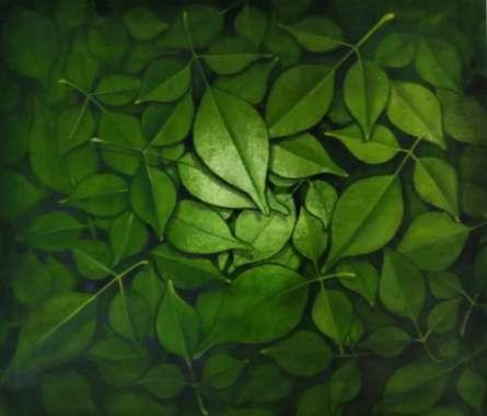 Nature Watercolor Art Painting title Spiritual 1 by artist RAJIB DEYASHI