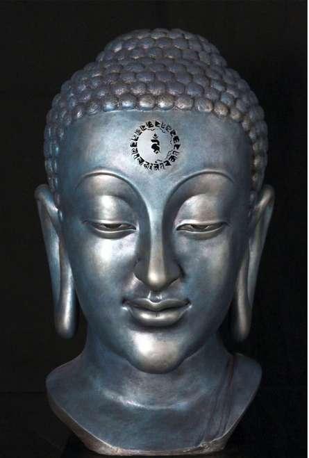 Healing Mantra Garland | Sculpture by artist Sagar Rampure | Fiberglass