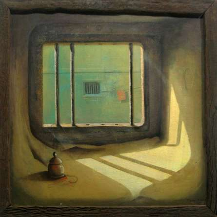 Untitled | Painting by artist Gopal Pardeshi | acrylic | Canvas