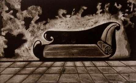Durgaprasad Bandi | Introspections Printmaking by artist Durgaprasad Bandi | Printmaking Art | ArtZolo.com