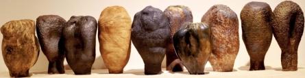 Archive Of My Innerself | Sculpture by artist Triveni Tiwari | Ceramic