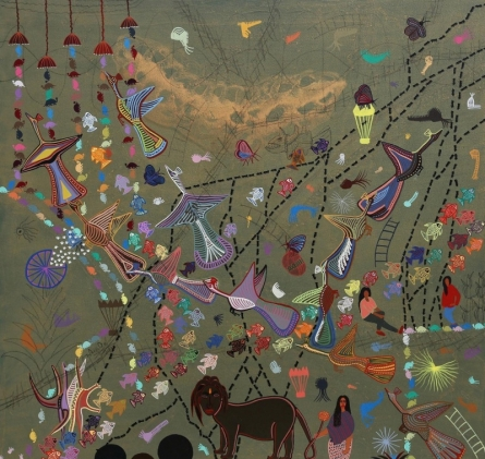 art, beauty, painting, canvas, acrylic, contemporary