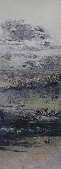 Untitled 3 | Painting by artist Vipta Kapadia | oil | Canvas
