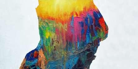Eucalyptract 4 | Painting by artist Abhishek Kumar | oil | Canvas