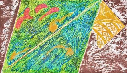 Kumara Swamy Pashikanti | Creator 16 Printmaking by artist Kumara Swamy Pashikanti | Printmaking Art | ArtZolo.com