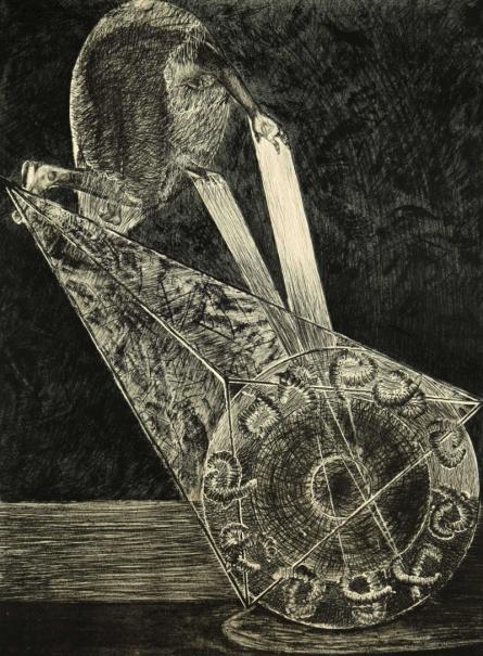 Kumara Swamy Pashikanti | Creator 20 Printmaking by artist Kumara Swamy Pashikanti | Printmaking Art | ArtZolo.com