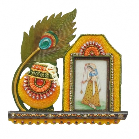 Ecraft India | Photo Frame Craft Craft by artist Ecraft India | Indian Handicraft | ArtZolo.com