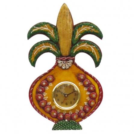 Kalash Clock | Craft by artist Ecraft India | Paper