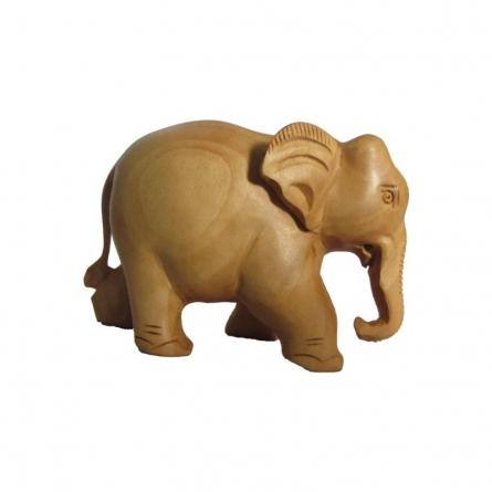 Corporate Elephant | Craft by artist Ecraft India | wood