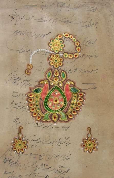 art, beauty, traditional art, miniature, paper, pattern, original