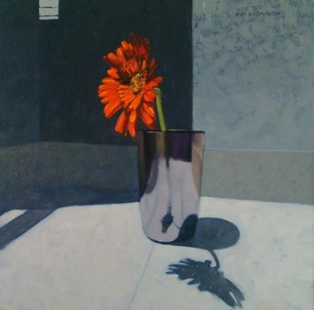 Avinash Satpute   Oil Painting title Untitled 4 on Canvas   Artist Avinash Satpute Gallery   ArtZolo.com