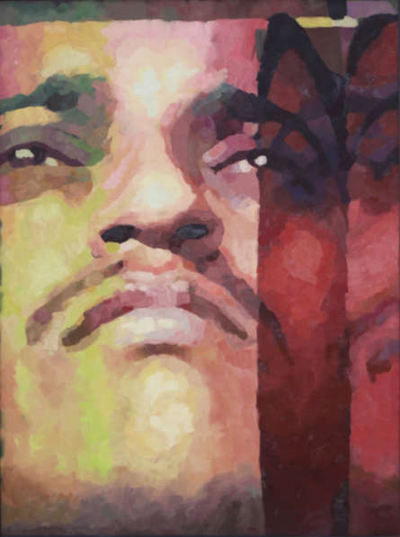 Figurative Oil Art Painting title Within 3 by artist Sameer Gorde