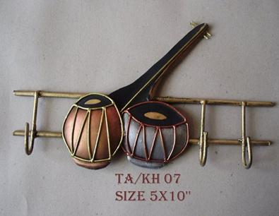 Key Hanger | Craft by artist Handicrafts | Wrought Iron