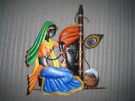 Nitesh | Lady Craft Craft by artist Nitesh | Indian Handicraft | ArtZolo.com