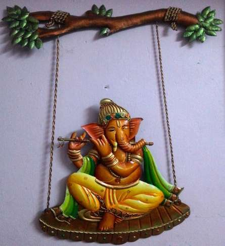 Ganesha | Craft by artist Handicrafts | Wrought Iron