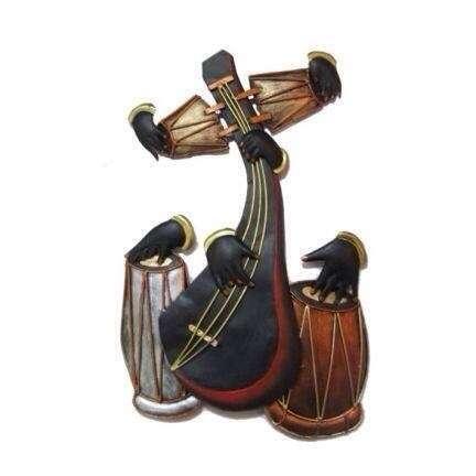Musical Hand | Craft by artist Handicrafts | Wrought Iron