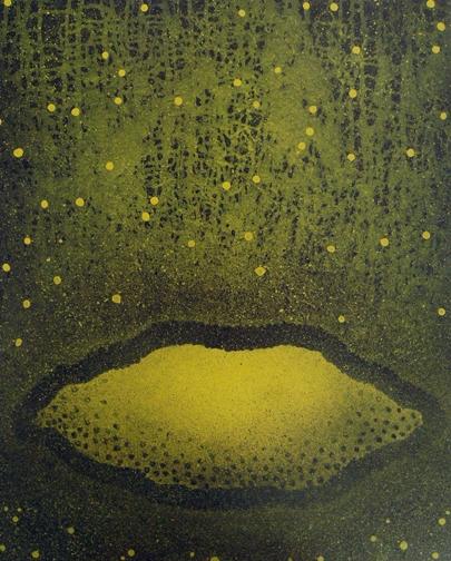 Anamika Kuchan Paintings | Acrylic Painting - Untitled 5 by artist Anamika Kuchan | ArtZolo.com