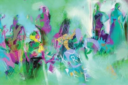 Sunil Balkawade | Mixed-media Painting title Untitled 12 on Canvas | Artist Sunil Balkawade Gallery | ArtZolo.com