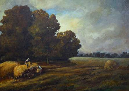 #art#oil#painting#nature#landscape