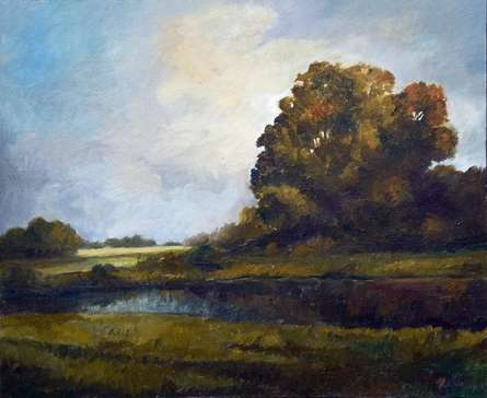 #art#landscape#oil#nature#painting