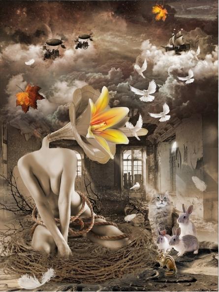 art, digital art, digital painting, canvas, contemporary
