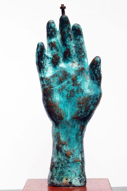 GOPAL PRASAD MANDAL | Bronze Sculpture by artist GOPAL PRASAD MANDAL on bronze | ArtZolo.com