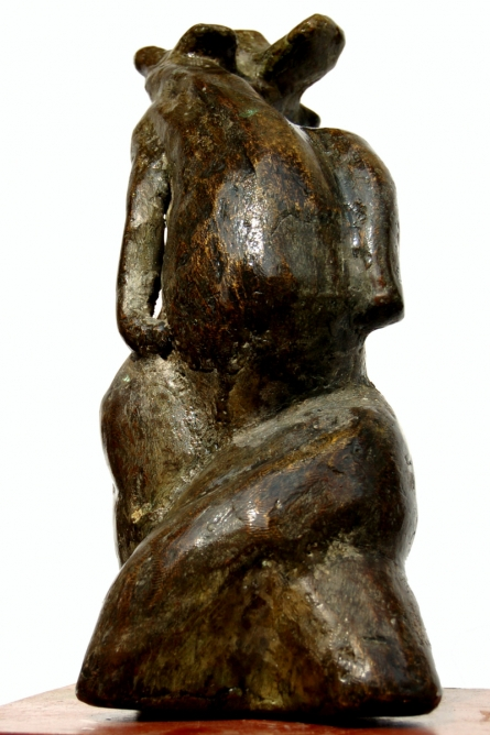 bronze Sculpture titled 'Bronze' by artist GOPAL PRASAD MANDAL