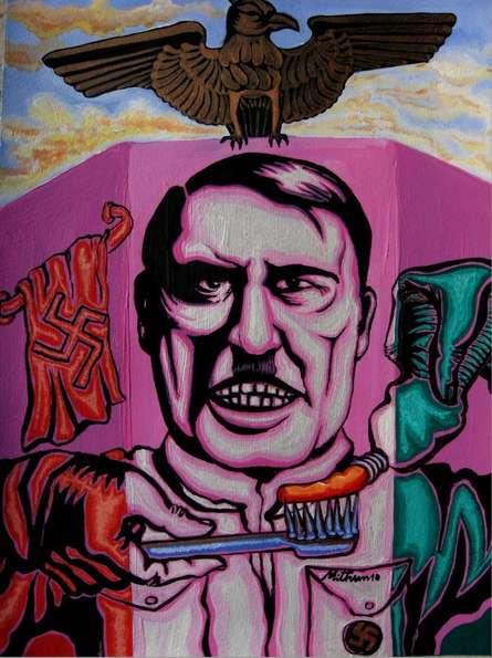 Red Morning India | Painting by artist Mithun Dasgupta | mixed-media | Acid Free Paper