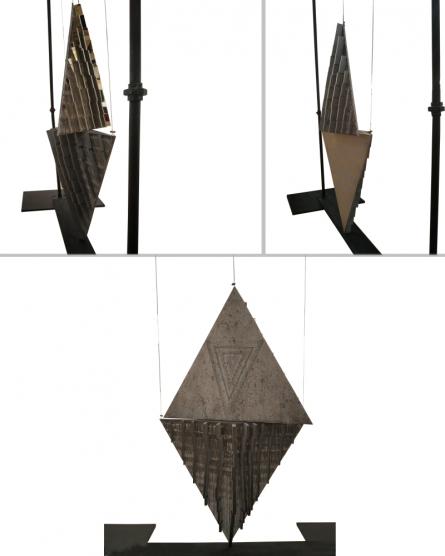 art, sculpture, wood, pattern