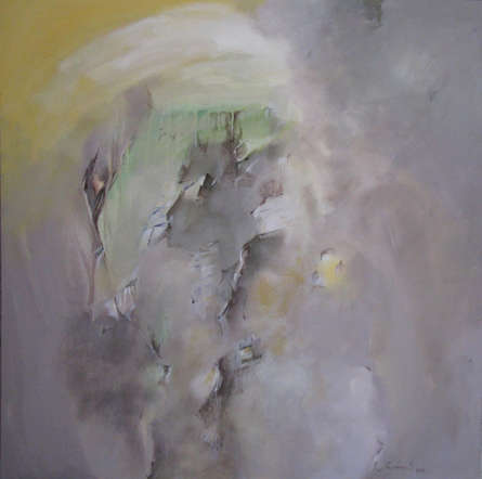 Abstract Acrylic Art Painting title 'Grace' by artist Jayshree Savani