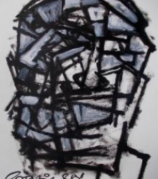 Reflex Of Mind 3 | Drawing by artist Rupchand Kundu |  | others | Paper