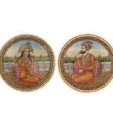 Ecraft India | Raja Rani Craft Craft by artist Ecraft India | Indian Handicraft | ArtZolo.com