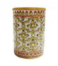Ecraft India | Decorative Pen Stand Craft Craft by artist Ecraft India | Indian Handicraft | ArtZolo.com