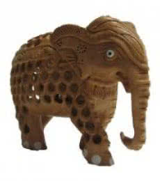 Ecraft India | Mother Elephant Craft Craft by artist Ecraft India | Indian Handicraft | ArtZolo.com