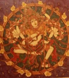 Manikandan Punnakkal | Acrylic Painting title Untitled 23 on Canvas | Artist Manikandan Punnakkal Gallery | ArtZolo.com