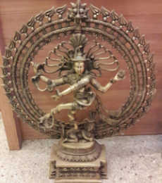 art,handicraft,brass,statue,indian,god,decor,gifting