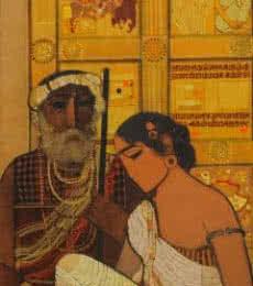 Sid - shingade | Painting by artist Siddharth Shingade | acrylic | Canvas