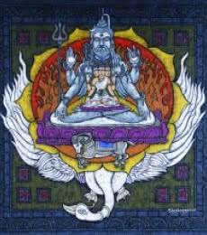 Manipuraka Chakra Copy | Mixed_media by artist Kunuu Bhushayya | Canvas