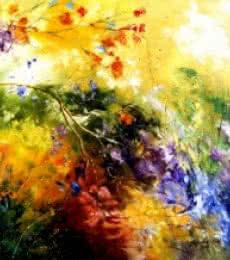 Nature 2 | Painting by artist Bahadur Singh | oil | Canvas