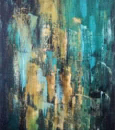 Untitled 2 | Painting by artist Sanjay Akolikar | acrylic | Canvas