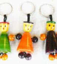 Toy Key Rings | Wood Handicraft | By Amaidi CRAFeTeria